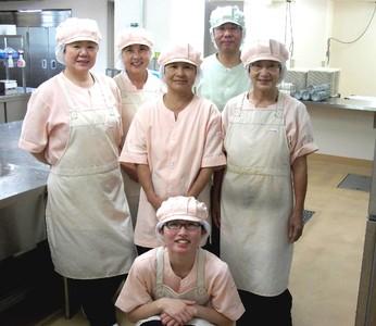 日清医療食品 誠心園(調理員)のアルバイト情報