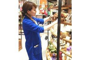 おしゃれで役立つ、キッチングッズや 生活雑貨を扱う販売のお仕事。