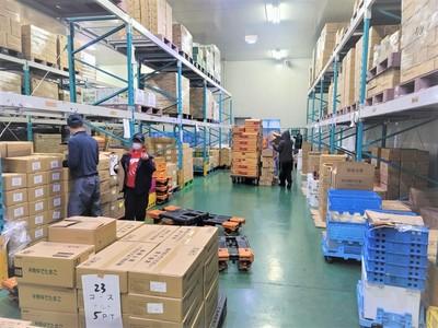 共進運輸株式会社 加須営業所の求人画像