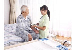 看護師のスキルを活かせます。