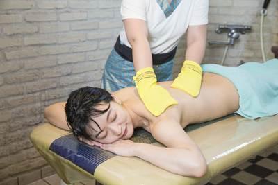 潮芦屋温泉 スパ水春(ボディクリーン)のアルバイト情報