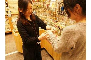 アクセサリーShopのスタッフ募集!全国に90店舗程ある人気店です☆