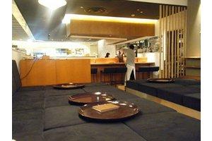 上野マルイ内レストランフロアにあるので通勤便利!!