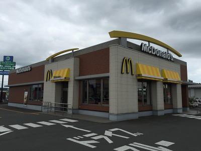 マクドナルド 7号線能代店のアルバイト情報