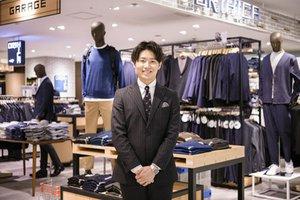 ORIHICA MARK IS 静岡店(短時間)・アパレル販売スタッフのアルバイト・バイト詳細