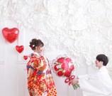 クレールの結婚写真