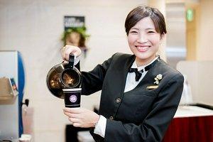 【週1~OK】Cafe★NEWスタッフ大募集★交通費全支給&シフト制◎