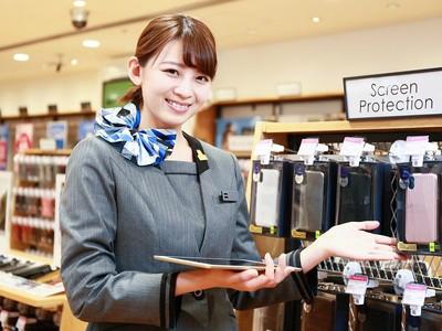 SBヒューマンキャピタル株式会社 【店長】ソフトバンク蒲田(正社員)の求人画像