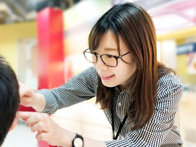 T.G.C. ラスパ白山店(時短)のアルバイト