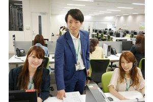 安心・安定!三井物産グループで長期のオフィスワーク!