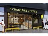 5 CROSSTIES COFFEE グランスタ店のアルバイト