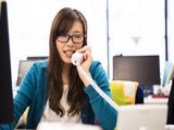 【新宿】NTTコールセンタースタッフ:契約社員(株式会社フェローズ)のアルバイト