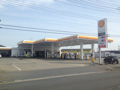 SHELL ルート6水戸南SSのアルバイト