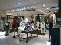 Libby&Rose HEP FIVE店のアルバイト