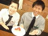 デザート&レストラン カフェラルゴのアルバイト
