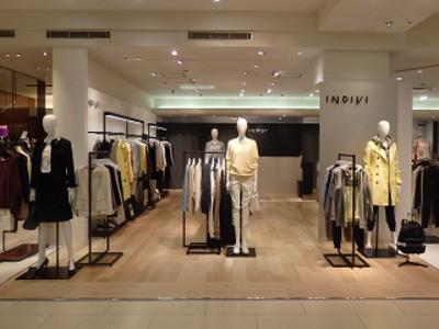 インディヴィVAI 名古屋松坂屋〈69386〉のアルバイト情報