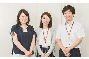 イズミヤ和歌山校では、未経験からスタートした先輩も大活躍!!