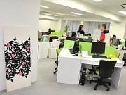 働く環境が整備された快適なオフィスを用意