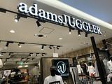 adamsJUGGLER横浜ワールドポーターズ店(フルタイム)のアルバイト