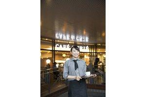 《学生さん歓迎》笑顔あふれるカフェ・ド・クリエでスタッフ募集中!