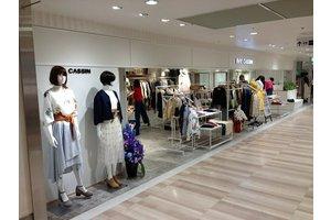 RAY CASSINアミュエスト博多店・アパレル販売スタッフのアルバイト・バイト詳細