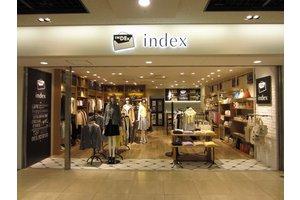 index(インデックス)佐世保えきマチ1丁目〈34979〉・アパレル販売スタッフのアルバイト・バイト詳細