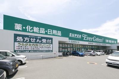 エバグリーン薬局新中島店の求人画像