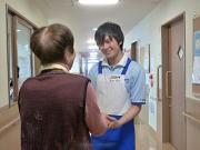 ◆介護スタッフの声◆