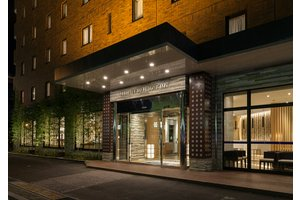 洗練されたホテルエントランス<<2年前に大規模リニューアル>>
