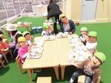 アスク北谷保育園 給食スタッフのアルバイト