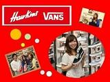 HAWKINS&VANS 神戸三田プレミアムアウトレット店(主婦&主夫向け)[1647]のアルバイト