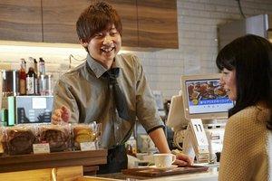 《フリーター歓迎》笑顔あふれるカフェ・ド・クリエでスタッフ募集中!