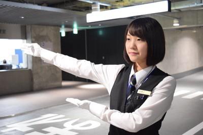 タイムズサービス株式会社 MARK IS 福岡ももち駐車場の求人画像
