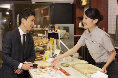 ドトールコーヒーショップ 東梅田店のアルバイト情報