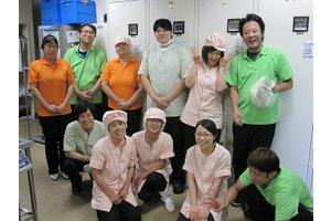 日清医療食品株式会社 柳井病院(調理員)・給食スタッフのアルバイト・バイト詳細
