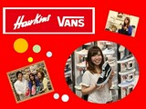 HAWKINS VANS Danner ジアウトレット広島店[2227]のアルバイト