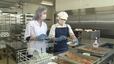 日清医療食品株式会社 関西支店 特別養護老人ホームみどり荘(栄養士)/施設内のキッチンで調理業務全般をお任せします!