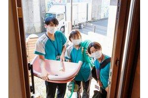アースサポート苫小牧 (入浴看護師)(北)・看護師のアルバイト・バイト詳細