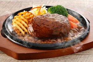 《主婦(夫)活躍中》柿安本店が手掛ける本格ハンバーグステーキレストラン