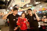 韓豚屋 浜松町店のアルバイト