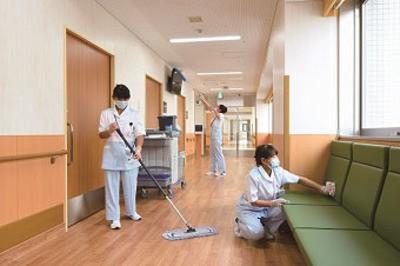 ワタキューセイモア東京支店//介護老人保健施設 あゆみの里(仕事ID:89985)の求人画像