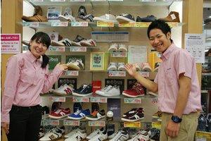 ☆未経験&土日祝できる方大歓迎☆平日のみも可☆靴の販売のお仕事です♪