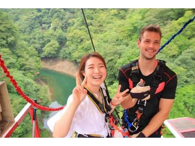 BUNGY JAPAN 竜神バンジーのアルバイト