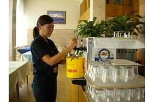 キリンビール商品をお取扱い頂いている飲食店様の支援をするお仕事です!