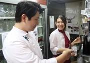 美味しい料理でお客様が笑顔になるお店で働く!