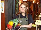 鉄板焼野菜バル 籠女(株式会社創コーポレーション)(ホール/ディナータイム)のアルバイト