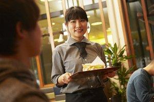 《主婦(夫)歓迎》笑顔あふれるカフェ・ド・クリエでスタッフ募集中!