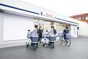 神奈川中央ヤクルト販売株式会社/三崎センター・デリバリースタッフのアルバイト・バイト詳細