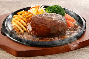 《フリーター活躍中》柿安本店が手掛ける本格ハンバーグステーキレストラン