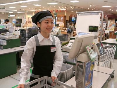東急ストア たまプラーザテラス店 食品レジ(アルバイト)(6888)のアルバイト情報